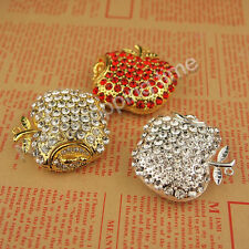 64GB USB 2.0 Blink Carystal Diamond Apple Memory Stick Flash pen Drive U Disk
