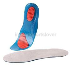 Unisex Orthotic Arch Support Insoles Sport Shoe Pads Shock Absorb Foot Heel Pain