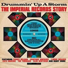 Drummin Up a Storm-imperial Records Story - V/A New & Sealed CD-JEWEL CASE Free