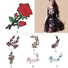 3D Leaf Flower Patch Embroidered Lace Venise Applique Dress Sewing Crafts Motif
