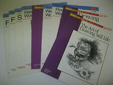 New Walter Foster Art Books How to Draw and Paint Still Life Please choose your#