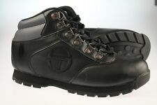 Sergio Tacchini Flex Men Black Boots UK Size 7 8 9 10 11 12