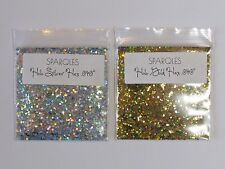 """Hex .040"""" Holo Glitter for Nails & Crafts - Gel & Acrylic"""