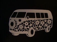 **TATTERED LACE CAMPER VAN DIE CUTS - 21 COLOURS - CARD 220gsm - 300gsm**