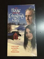 A House Without a Christmas Tree 1972 (VHS, 1991) NRFB New Video Cassette Tape