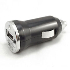 1A 1 Port Mini USB Car Charger Adapter For Various Samsung Galaxy Phones Black