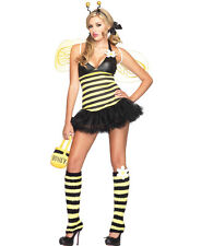 Daisy Bee Sexy Adult Halloween Costume - Leg Avenue 83343