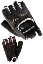 Body Attack Sports Nutrition Training Gloves Lady Fitness