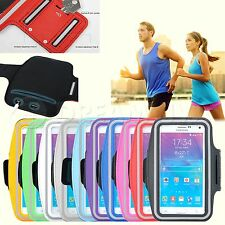Outdoor Gym Running Armband Cover Case For Samsung Galaxy Note 4 N9100