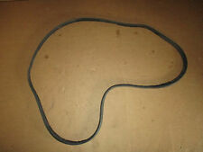 2003 KIA SPECTRA BASE SEDAN REAR TRUNK LID RUBBER WEATHERSTRIP SEAL