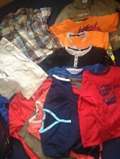 (L7) Boys Age 6-7 Years Summer Clothing Bundle - Multi Colour - George