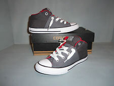 Converse CT Axel Mid shoes  boys girls  Gray or Red Sizes NIB  645227F, 651724F