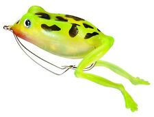 Panther Martin FROGH3-CH Superior Frog 3/8oz Chartreuse Holographic Fishing Lure