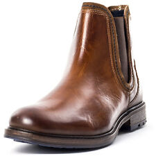 Mustang Chelsea Boot Mens Chelsea Boots Brown New Shoes