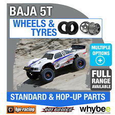 HPI BAJA 5T [Wheels & Tyres] Genuine HPi 1/5 R/C Standard / Hop-Up Parts