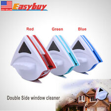 Magnetic Window Cleaner Double Side Glass Wiper Cleaner Surface Useful Brush Pad