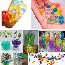 20Bags Magic Plant Growing Balls Crystal Mud Soil Water Beads Wedding Home Decor