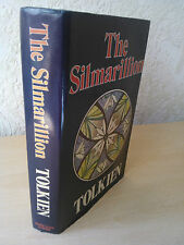 The Silmarillion, J. R. R. Tolkien, George Allen & Unwin, UK, 1977 [1st Edition]