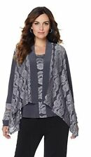 "Antthony ""Lorna Mae"" Lace Detail Cardigan and Tank Set (free shipping)"