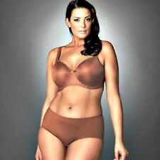 Elomi Smoothing Boyshort 1226 ~ Brown~  NWT
