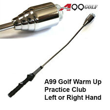 A99 Golf Warm up Practice Club Swing Trainer Stick Right Hand or Left Hand
