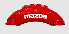 MAZDA Brake Caliper Vinyl Decals Stickers mazda 2 3 6 7 8 RX RX7 RX8 CX MX MX5