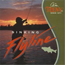 Jim Teeny Basic Sink Fly Line BS-100, BS-200, BS-300 Available NEW