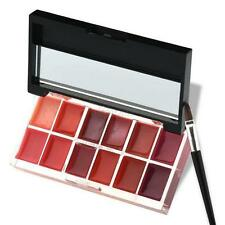 Professional 12 Colors Set Beauty Makeup Palette Cosmetic Gloss Lipstick Lip Set