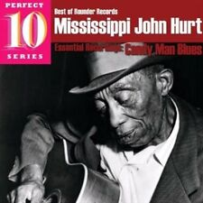 Candy Man Blues - Hurt,Mississippi John New & Sealed LP Free Shipping