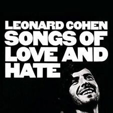 Songs of Love & Hate - Cohen,Leonard New & Sealed LP Free Shipping