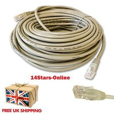 HQ RJ45 Ethernet Network Internet High Speed LAN Router PC Laptop Cable lot UK