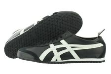 Asics Onitsuka Tiger MEXICO 66 Classic Black White Sneakers Shoes MANY SIZES