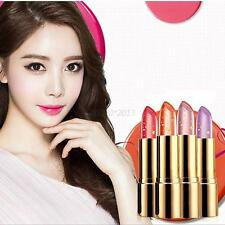 Makeup Nude Lip Gloss Lip Cream Cosmetic Waterproof Matte Lipstick Moisturizing