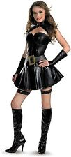 GI Joe Cobra Baroness Women's Deluxe Costume Officially Licensed Hasboro S/M/L