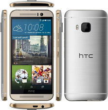 "HTC One M9 32GB 4G LTE AT&T Unlocked Android Quad-core 5.0"" Smartphone 20MP"