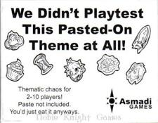 Asmadi Card Game We Didn't Playtest This Pasted-On Theme at All! Box SW