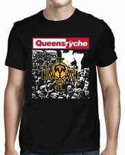 Queensryche Operation Mindcrime M, L, XL, 2XL Black T-Shirt