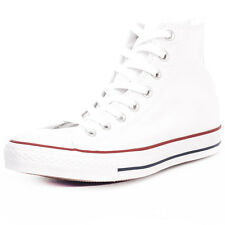 Converse Chuck Taylor Allstar Womens Trainers White New Shoes