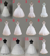 Petticoat crinoline underskirt prom Wedding petticoat bridal mermaid  fishtail