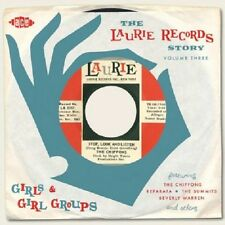 V/A The Laurie Records Story, Vol 3: Girls & Girl Groups. Ace CD Chiffons Dawn