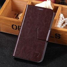 Luxury Leather Flip Card Wallet Stand Cover Case For Samsung Galaxy S3/S3 Neo