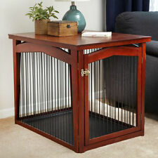 Merry Products Merry Pet 2-In-1 Configurable Pet Crate and Gate