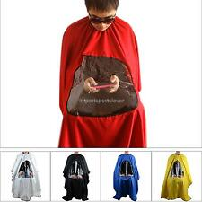 Waterproof Hair Cut Cutting Stylist Hairdressing Hairdresser Barber Cape Gown