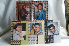 ELVIS BARRY MANILOW CLIFF RICHARD PERSONALISED B/DAY CARD MUM WIFE DAD SISTER