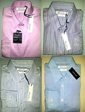 KENNETH COLE SLIM FIT SHIRTS- Full Sleeves 100% Cotton / 4 varieties/BNWT/RRP£65