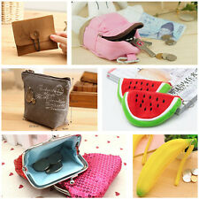 A wide range of Banana Sequined Coin Purse Wallet Bag Canvas Pocket GT