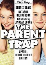 The Parent Trap (DVD, 2005, Special Double Trouble Edition) NEW