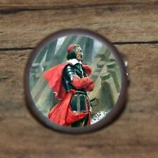 Cardinal Richelieu art marble Cuff Link or Tie Tack or Ring or Pendant or Pin