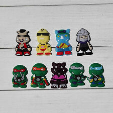 New 9-100PCS Turtles shoe charms shoe accessories For Bands & Croc gifts kids