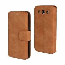 Magnetic Flip Vintage PU Leather Wallet Case Cover for Samsung Galaxy S3/S3 Neo